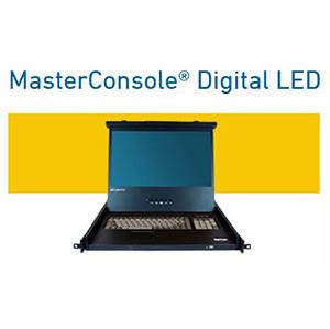 KVM LCD consoles