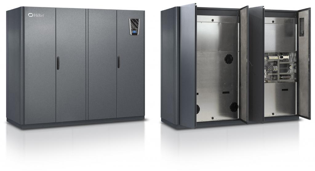Sálové klimatizační jednotky chlazene vodou