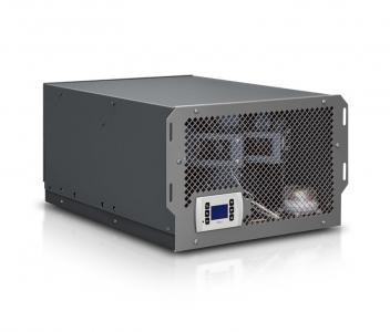 Výkonné chladiace jednotky pre LAN racky