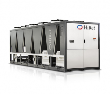 High efficiency cooling units for technological applications