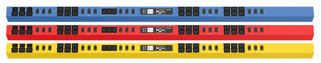 raritan smart pdu px3-5000 colors