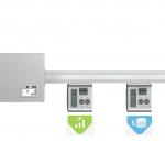 IT prípojnice pre flexibilné pripájanie a monitoring spotreby IT rackov